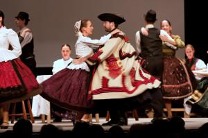 A legenda tovább él archív táncszínházi előadás