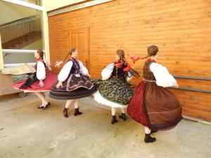 táncgyakorlat Balmazúvároson