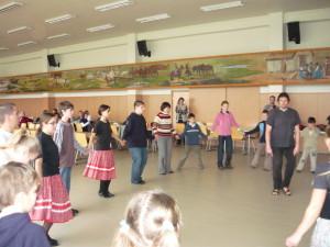 tánctanítás Hortobágyon